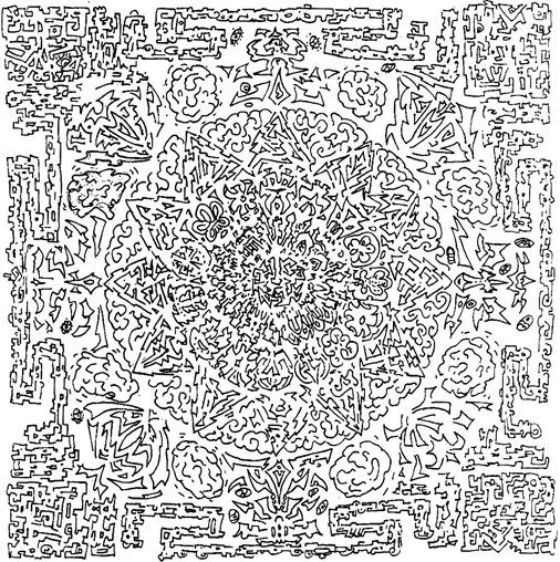 Autobiographical essays on mandalas